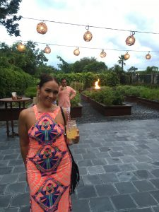 The Glossfox at La Ceiba Dinner in Rosewood Mayakoba
