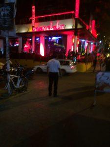 Mandala Nightclub in Playa Del Carmen, Mexico