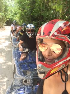 ATV Riding at Selvatica in Riviera Maya
