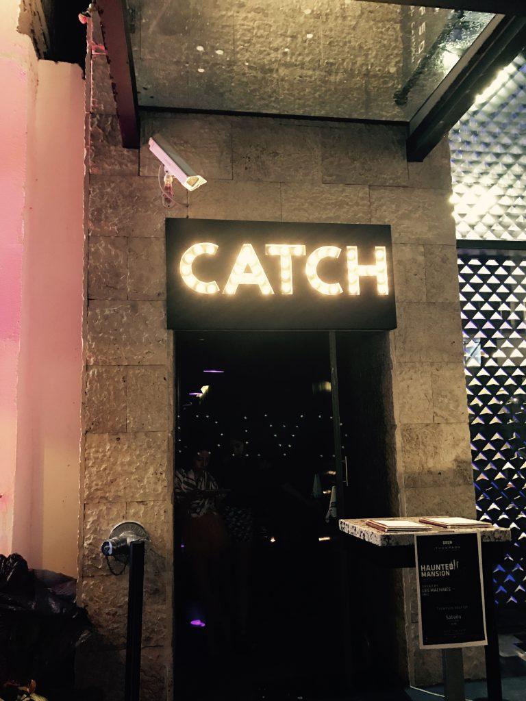Catch Playa Del Carmen Mexico