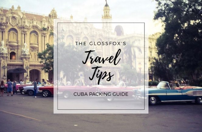 Cuba Packing Guide