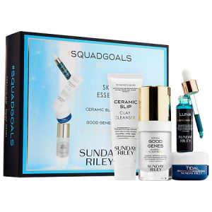 Sunday Riley #SquadGoals Skincare Essentials Kit