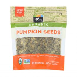 365 Organic Pumpkin Seeds