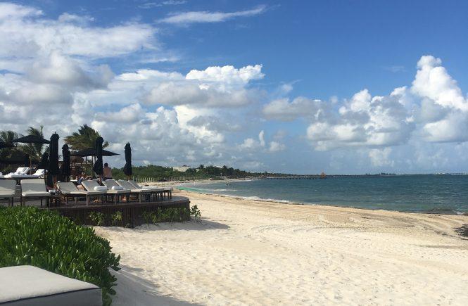 Rosewood Mayakoba Beach