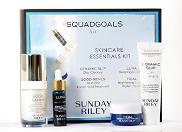 Sunday Riley SquadGoals Kit
