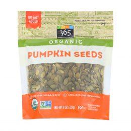365 Organic Pumpkin Seeds